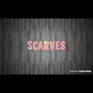 Scarves!!!